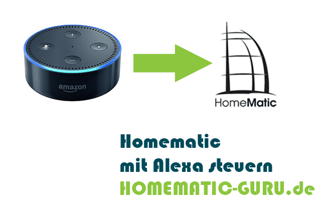Homematic Mit Alexa Steuern Homematic Guru De