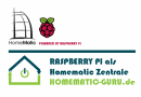 Raspberry PI Homematic Zentrale