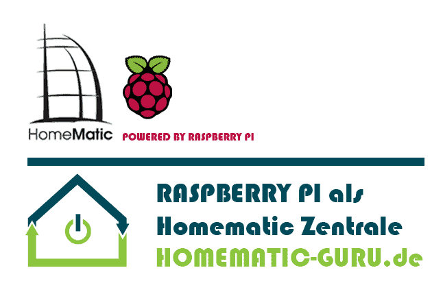raspberry pi als homematic zentrale homematic. Black Bedroom Furniture Sets. Home Design Ideas