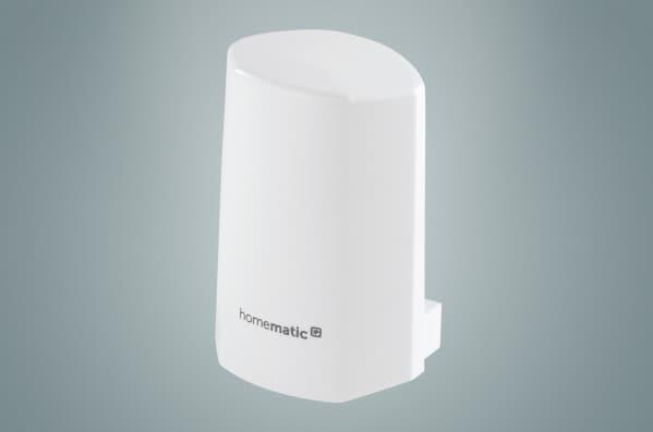 Homematic Temperatur und Luftfeuchtigkeit Sensor
