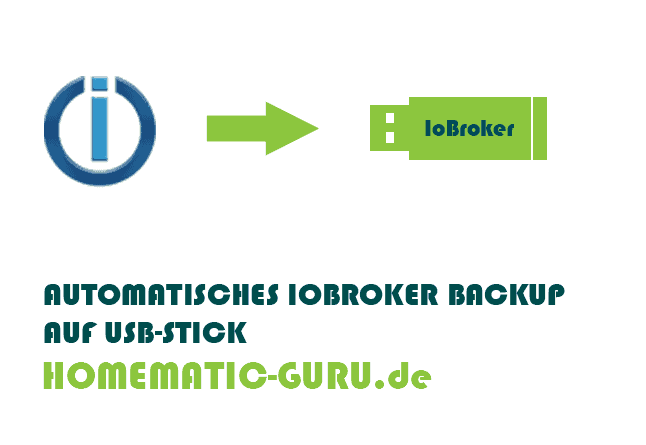 ioBroker Backup