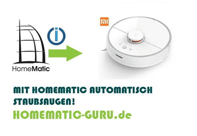 Homematic Staubsauger