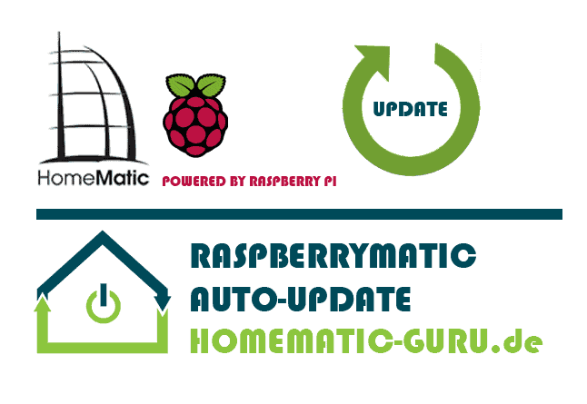 Homematic RaspberryMatic Auto-Update