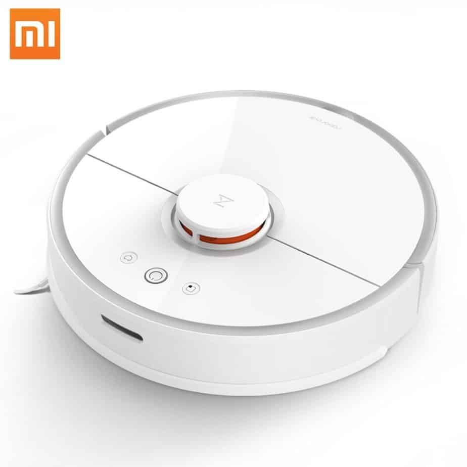 xiaomi roborock s50 staubsauger homematic. Black Bedroom Furniture Sets. Home Design Ideas