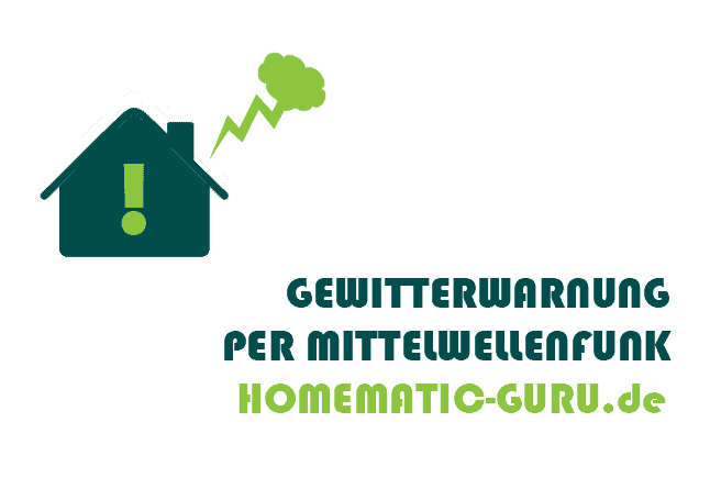 Homematic Gewitterwarner