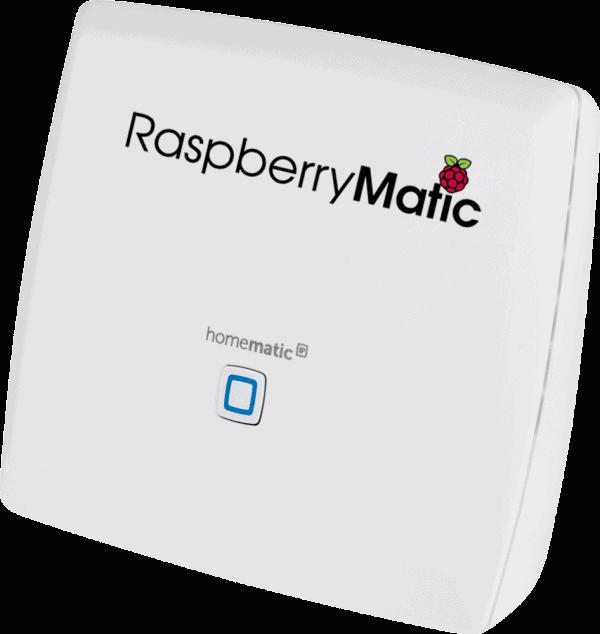 Homematic-Zentrale-CCU3-Raspberrymatic-Edition