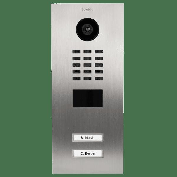 Doorbird D2102V Videosprechanlage